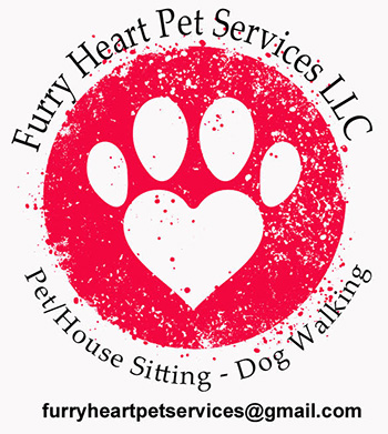 Furry Heart Pet Services logo